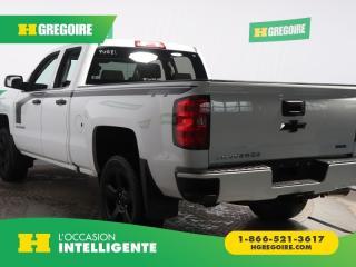 Used 2016 Chevrolet Silverado 1500 CUSTOM 4X4 A/C MAGS for sale in St-Léonard, QC