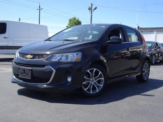 Used 2017 Chevrolet Sonic LT Edition, RS Badging, Bluetooth, Heated Seats for sale in Vancouver, BC
