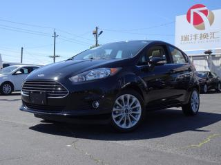 Used 2018 Ford Fiesta Titanium Edition, Navigation, Radar Assist for sale in Vancouver, BC