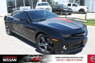 Used 2010 Chevrolet Camaro Well maintained one owner accident free rare Camaro RS SS for sale in Toronto, ON