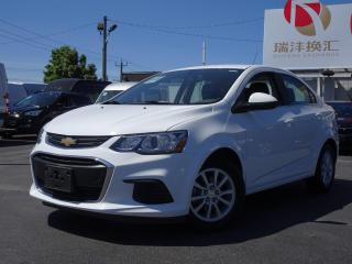 Used 2017 Chevrolet Sonic LT Edition, Heated Seats, Bluetooth, Easy to Drive for sale in Vancouver, BC