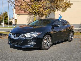 Used 2016 Nissan Maxima SV for sale in Drummondville, QC