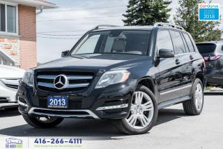 Used 2013 Mercedes-Benz GLK-Class Diesel NaviGpsRearCam NoAccident Certified Service for sale in Bolton, ON