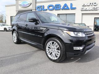 Used 2016 Land Rover Range Rover Sport HSE SPORT DIESEL ONLY 49 K for sale in Ottawa, ON
