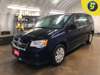 Used 2017 Dodge Grand Caravan SE * 7 passenger * Keyless entry * Cloth interior * Dual Climate control * Stow and go * Economy mode * Steering wheel controls * Dual climate control for sale in Cambridge, ON