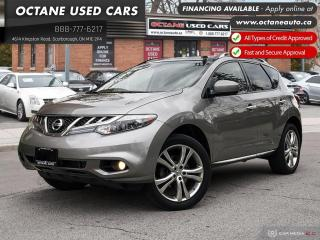 Used 2012 Nissan Murano LE! B.Up Cam! for sale in Scarborough, ON