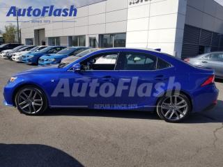 Used 2015 Lexus IS 250 Is250 Awd F-Sport for sale in St-Hubert, QC