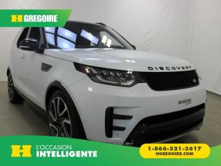 Used 2017 Land Rover Discovery TD6 HSE LUXURY AWD for sale in St-Léonard, QC