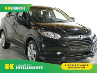 Used 2016 Honda HR-V EX AC GR ELEC for sale in St-Léonard, QC