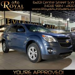 Used 2011 Chevrolet Equinox 1LT for sale in Calgary, AB