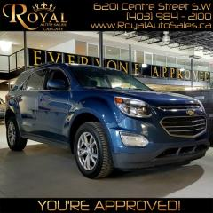 Used 2016 Chevrolet Equinox LT for sale in Calgary, AB