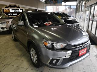 Used 2018 Mitsubishi RVR SE | 4WD | Apple Car Play Android Auto | No Accidents | Excellent Condition for sale in North York, ON