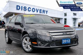 Used 2012 Ford Fusion SE for sale in Burlington, ON