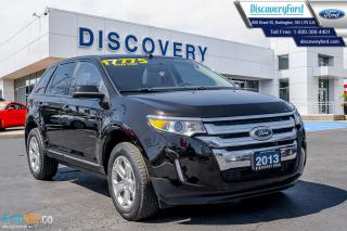 Used 2013 Ford Edge SEL for sale in Burlington, ON