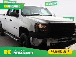 Used 2013 GMC Sierra 1500 WT 4X4 MAGS for sale in St-Léonard, QC