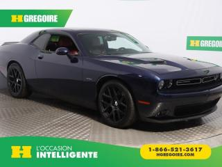 Used 2015 Dodge Challenger R/T CUIR MAGS 20 for sale in St-Léonard, QC