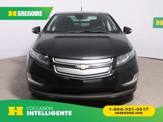Used 2014 Chevrolet Volt 5DR HB A/C MAGS CAM for sale in St-Léonard, QC