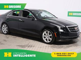 Used 2015 Cadillac ATS STANDARD RWD CUIR for sale in St-Léonard, QC
