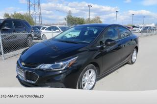 Used 2018 Chevrolet Cruze Mags T.ouvrant Radio for sale in St-Rémi, QC