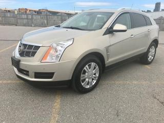 Used 2010 Cadillac SRX 3.0 Luxury for sale in Mississauga, ON