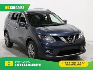Used 2015 Nissan Rogue SL AWD GR ELECT CUIR for sale in St-Léonard, QC