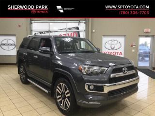 New 2019 Toyota 4Runner Limited for sale in Sherwood Park, AB