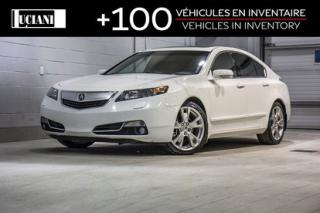 Used 2012 Acura TL 2012 Acura Sh-Awd for sale in Montréal, QC