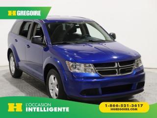 Used 2015 Dodge Journey VALUE PKG A/C GR for sale in St-Léonard, QC