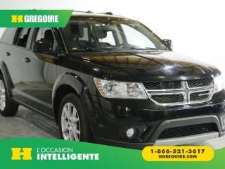 Used 2016 Dodge Journey LTD AC GR ELEC for sale in St-Léonard, QC