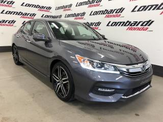 Used 2017 Honda Accord Sport+SENSING+AUCUN ACCIDENT for sale in Montréal, QC