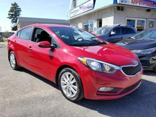 Used 2015 Kia Forte Berline 4 portes, boîte automatique LX for sale in Longueuil, QC