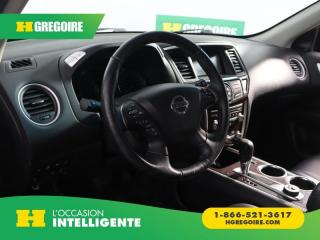 Used 2015 Nissan Pathfinder SL AWD CUIR MAGS CAM for sale in St-Léonard, QC