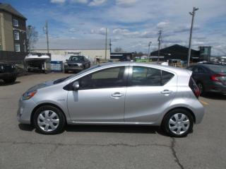 Used 2016 Toyota Prius c Hayon 5 portes for sale in Ancienne Lorette, QC