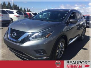 Used 2018 Nissan Murano SL AWD ***CUIR / TOIT / NAVIGATION*** for sale in Beauport, QC