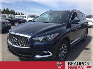 Used 2019 Infiniti QX60 PURE AWD ***34 800 KM*** for sale in Beauport, QC