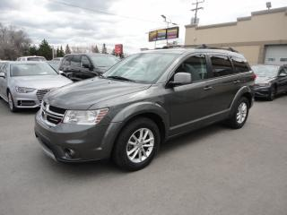 Used 2013 Dodge Journey SXT 7 Passagers V6 Air Clim a vendre for sale in Laval, QC
