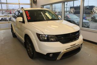 Used 2014 Dodge Journey Crossroad TI CUIR CAMÉRA for sale in Lévis, QC