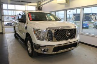 Used 2017 Nissan Titan for sale in Lévis, QC