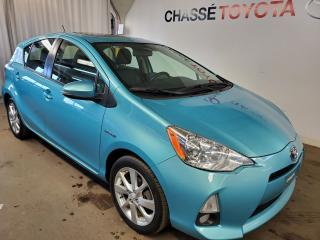 Used 2014 Toyota Prius c Techonologie Grp for sale in Montréal, QC