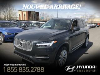 Used 2016 Volvo XC90 T8 INSCRIPTION + HYBRID + GARANTIE + PRE for sale in Drummondville, QC