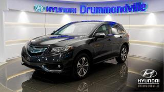 Used 2016 Acura RDX ELITE SH-AWD  + GARANTIE + ADVANCE PACK for sale in Drummondville, QC