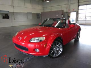 Used 2006 Mazda Miata MX-5 GX for sale in Blainville, QC