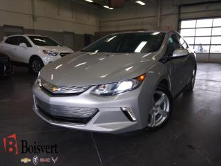 Used 2017 Chevrolet Volt Lt Camera De for sale in Blainville, QC