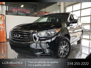 Used 2015 Infiniti QX60 AWD|V6|CAM360|NAVI|BOSE| for sale in Montréal, QC