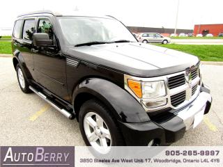 Used 2009 Dodge Nitro SE - RWD - 3.7L for sale in Woodbridge, ON