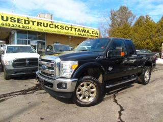 Used 2013 Ford F-350 FX4  6.7L Powerstroke Turbo Diesel for sale in Ottawa, ON