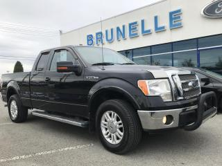 Used 2010 Ford F-150 Lariat Cuir, pneus neuf for sale in St-Eustache, QC