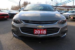 Used 2018 Chevrolet Malibu LT for sale in Brampton, ON