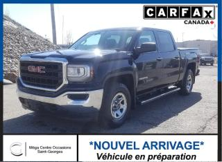 Used 2016 GMC Sierra 1500 V8 5.3l / Caméra for sale in St-Georges, QC