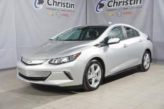 Used 2017 Chevrolet Volt 2lt Siege Ch. Dem A for sale in Montréal, QC